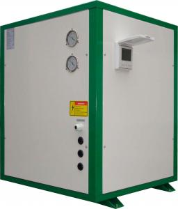 China Geothermal Heat Pump (10KW, CE, RoHS, EMC) on sale
