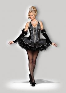 China Halloween Women Costumes Seductive Swan 8001 Wholesale from Manufacturer Directly on sale