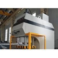 Hydraulic Single Action Press Machine High Precision Frame Type