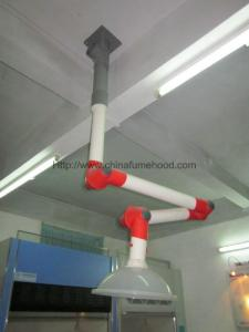 China Fume Extraction Arms | Lab Fume Extractor Manufacturer | Exhaust Arms Price on sale