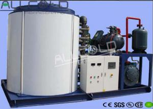 China Chemical Industry 82KW Ice Flaker Machine , Ice Flakes Making Machine on sale