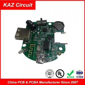 China OEM ODM SMT FR4 1OZ ENIG Printed Circuit Board Assembly with customer BOM on sale