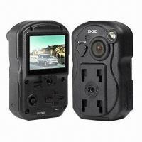 Car Black Box with GPS Logger, 4 IR Lamps and IR Night Vision