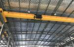 Heavy Duty Single Beam Overhead Crane to Heavy Machine for Shops , Paper Mills