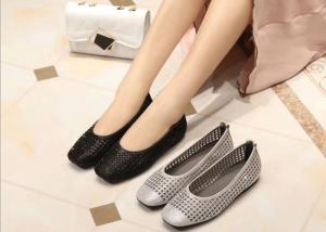 China Breathable Womens Dress Shoes Flats on sale