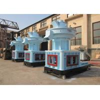 China SK350 Biomass Wood Pellet Maker Machine For Animal / Fish Feeding on sale