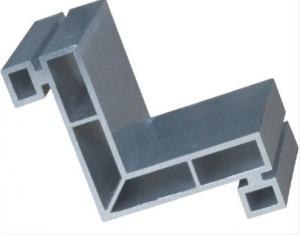 China Alloy 6061 Aluminum Profile Construction Extrusion Profile With Finished Machining on sale