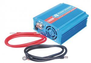 China 1000w Pure Sine Wave Automotive Power Inverter Intelligent Cooling Fan on sale