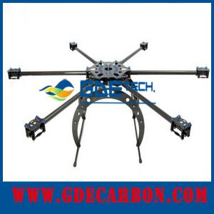 China CNC cutting carbon fiber for rc/ UAV/ FPV/ airplane on sale