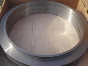 China Forged Steel Rings by Gear And Flange Processing Dia 300 - 4000mm  ISO 9001 - 2008   ASTM on sale