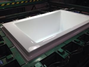 China Bañera/bandeja/máquina de acrílico de la formación/fabricación/el de moldear del vacío del fregadero on sale