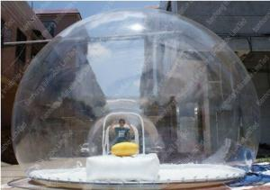 China Transparent Inflatable Bubble Room , inflatable lawn tent For Picnic on sale