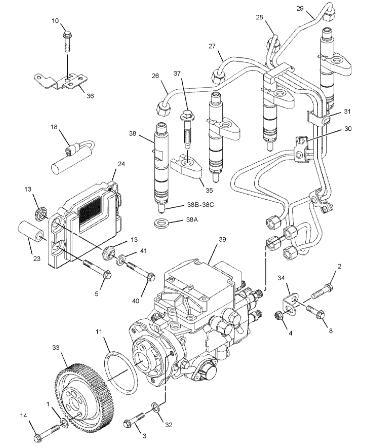 274 6721 Sensor Gp Pressure Applied To Cat 320d 312d 315d