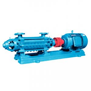 China High Pressure Horizontal Multistage Centrifugal Pump For Transferring Clear Water on sale