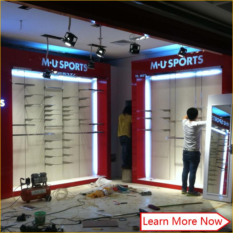 3a843a0d639 Wholesale Custom Design Wooden Menswear Clothes Shop Furniture Garment  Display