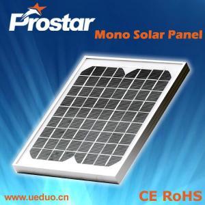 China 5 Watt Monocrystalline Solar Panels on sale