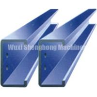 Hot Dip Galvanized Steel Changeable Purlin Forming Machine C / Z Series