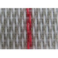 Triple Layer Paper Making Machine Parts Polyester Forming Fabrics Green / Blue Color
