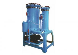 China FRPP chemical 5HP industrial filtration systems for activated carbon liquid solution on sale