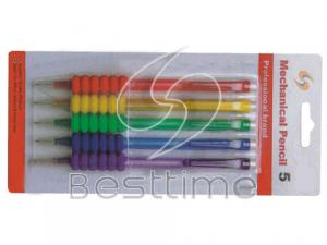 China Yellow classic shape 0.7mm Mechanical Pencils with paint finished on barrels  MT5042 on sale