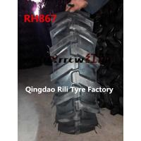 China Cheap F2 Pattern Tractor Tire (600-16) / R1 Pattern Tractor Tire 9.5-24/11.2-24 for Wheeled Tractor on sale