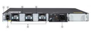 China IP Base Cisco Gigabit Network Switch 4x1G Uplink Ports With 4 Expansion Slots on sale