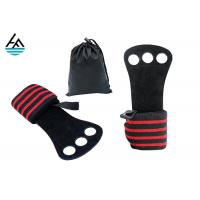 Custom Gym Weightlifting Wrist Wrap With Palm Protection Removeable Hand Grip
