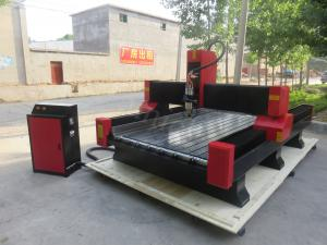 China Professional CNC Stone Router 3D Stone Carving Machine 1224 1325 1530 on sale