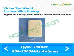 China Wall Mount Digital Indoor TV Antenna , GSM / 4G / WIFI Panel Antenna on sale