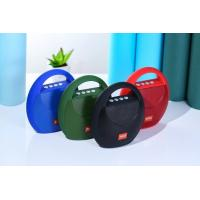 China USB Rechargble Oval Shape Portable Bluetooth Speaker RDA 5.0 with Bass 3W 1200mAH on sale