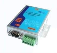 China Isolation voltage 3500VRMS 500VDC sequence USB to serial port converter RS422, RS485 on sale