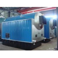China Biomass Water Tube Oil Steam Boiler Circulating Fluidized Bed Biomass Gasification on sale