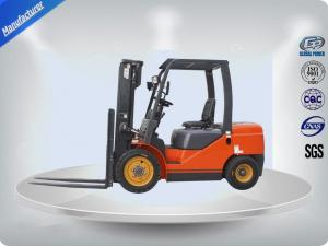 China 7.0T Low Noise Hydraulic Pallet Truck / Double Air Filter Electric Lift Trucks on sale