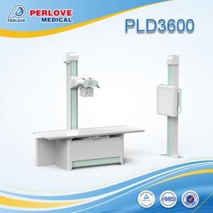 China chest stand x ray DR equipment PLD3600 on sale