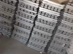 lingote do alumínio da venda
