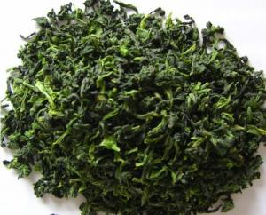 China DRIED SPINACH LEAVES on sale
