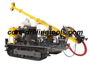 China Split Type Hydraulic Rotary Drilling Rig / Diamond Core Drill Rig 66 kw on sale