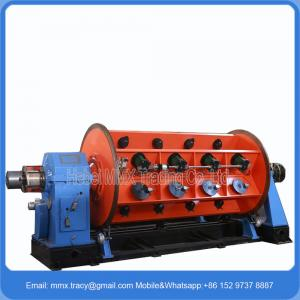 China Wire cable Rigid Stranding Machine JLK-500 630 Winding for al copper steel wire shaped or round conductor stranding on sale