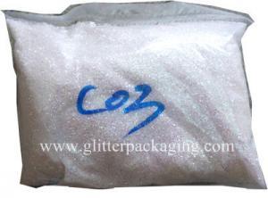 China Rainbow Glitter powder Hexagonal Glitter Powder C03 1/256 on sale