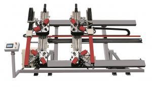 Quality Stable Operation Corner Crimping Machine For Aluminium Profiles , Aluminium for sale