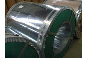 China Hot Rolled Pickled Galvanised Steel Coil Hot Dipped 600mm - 1250mm Width on sale