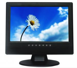 China 12-inch POS Monitor with 800 x 600 Pixels, BNC/AV/VGA Input are Optional, 250cd/m² supplier