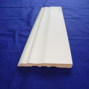 China Construction Use Architectural Ornament Crown Molding Finger Jointed on sale