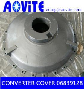 China Terex 35 hydraulic torque converter cover 06839128 on sale