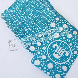 China Blue 1 Deck Magic Stripper Marked Trick Playing Cards Small Letter on sale