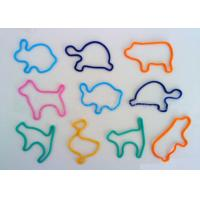 Multi Famous Fun Animal Silly Shape Band Glow Fluorescent Silly Silicone Rubber Band