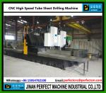 High Speed CNC Drilling Machine for Tube Sheet (Model PHD4040-2/PHD5050-2/PHD6060-2)