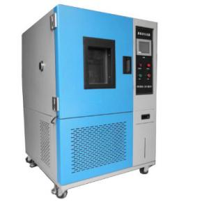 China Touch Screen Laboratory Testing Equipment , Ozone Aging Test Chamber For Rubber on sale