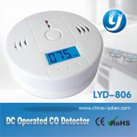 Electrochemical Fire Alarm Detector With En50291 / En 50270 Approved