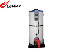 China Fire Tube Gas Hot Water Tank , Gas Fired Hot Water Boiler Wide Adoptability To Load on sale